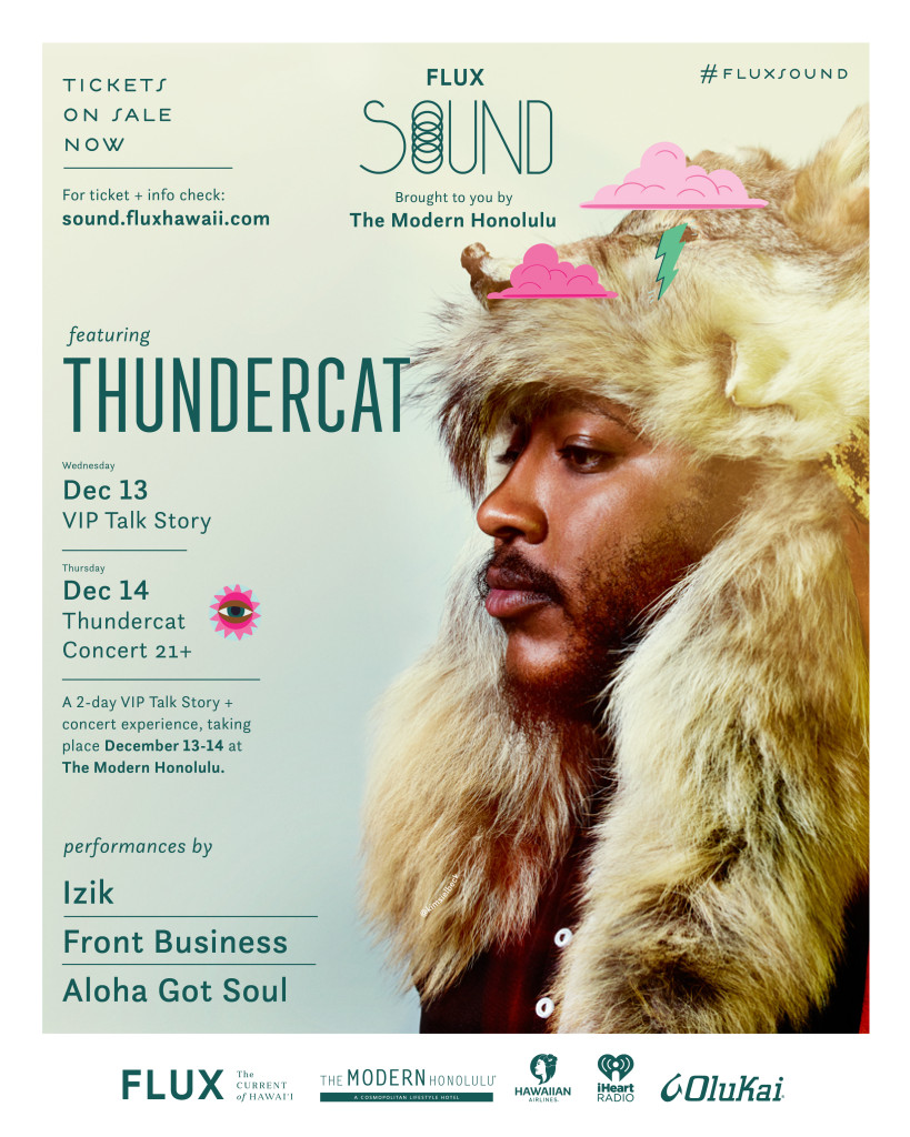 FLUX Sound - Thundercat