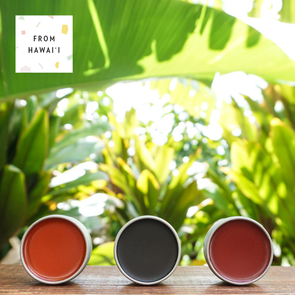 "Plant Paint Set$40.00""Makeup derived entirely of botanicals. It's makeup your skin will love.""—Ara Laylo, Creative Director"
