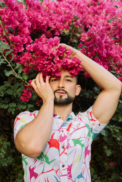 Lei Cut to the Feeling Mark Kanemura